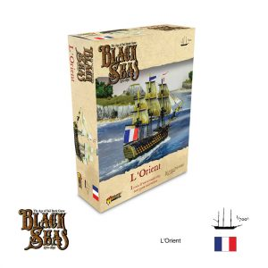 Black Seas L'Orient expansion