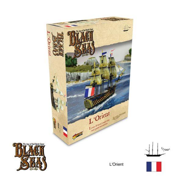 Black Seas L'Orient expansion