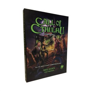 Call of Cthulhu role playing game starter set