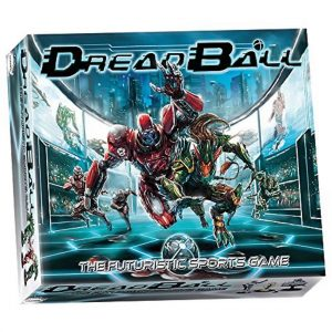 Dreadball 2nd Edition Core Starter Set