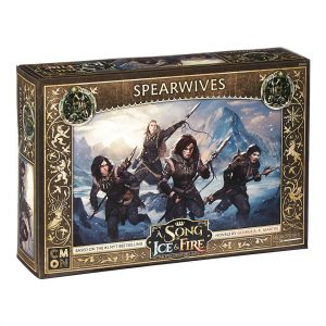 free folk spearwives unit