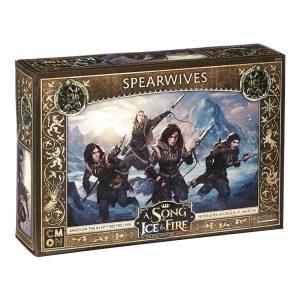 free folk spearwives unit