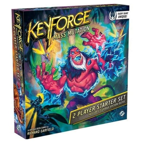 Keyforge Mass Mutation 2 Player Starter Set