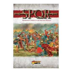 SPQR Rulebook by Warlord Games