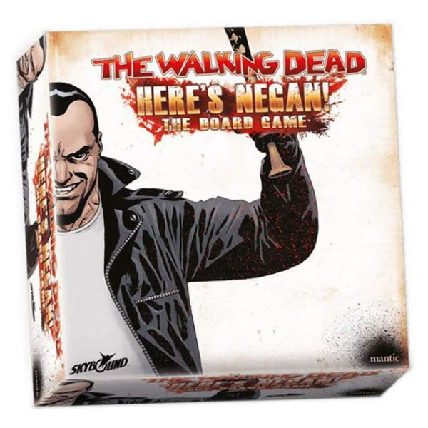 Here's Negan the board game