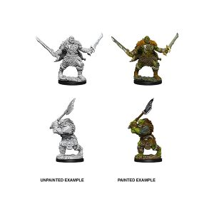 Pathfinder Deep Cuts Orcs miniatures