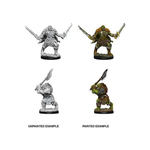 Pathfinder Deep Cuts Orcs miniatures