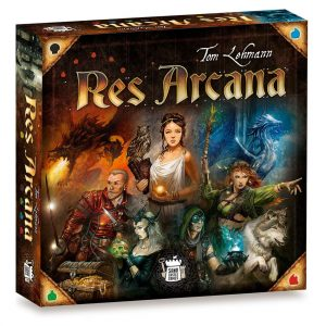 Res Arcana game