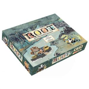 Root board game the riverfolk expansion