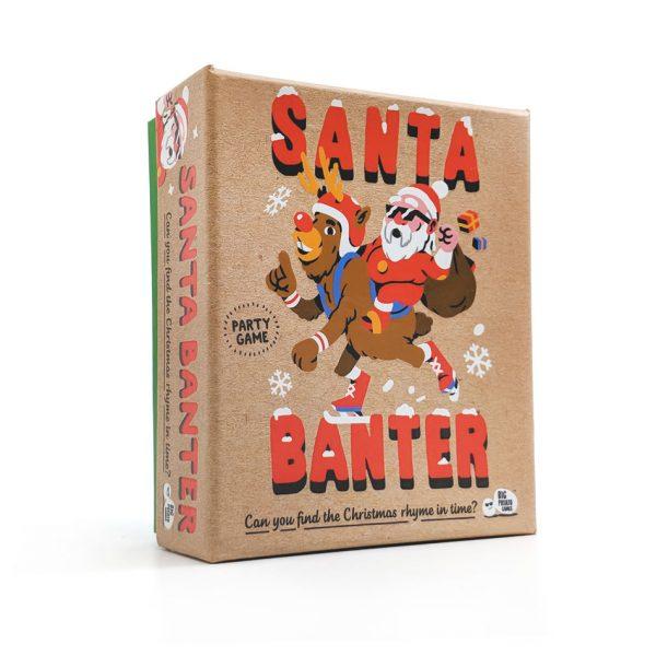Santa Banter Party Game