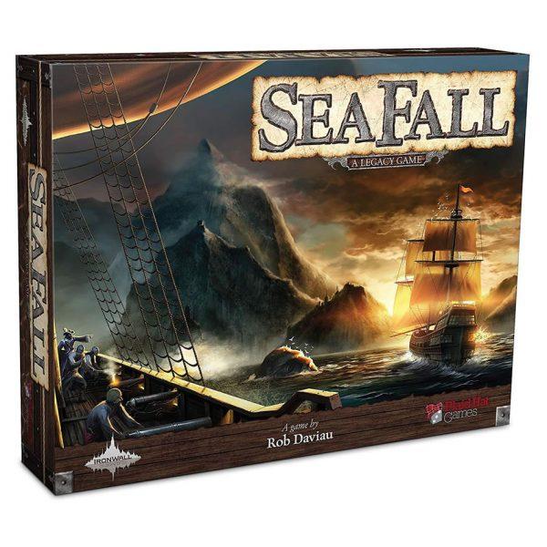 SeaFall legacy board game