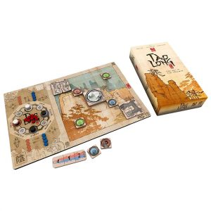Tao Long The Way of the Dragon board game