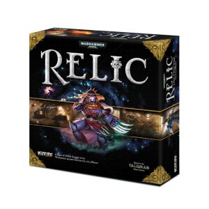 Warhammer 40K Relic Board Game 2019 edition
