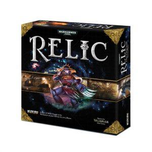 Warhammer 40K Relic Board Game 2019 edition