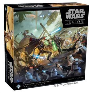 Star Wars Legion Clone Wars Starter Set