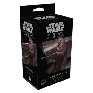 Chewbacca Star Wars Legion Operative Expansion