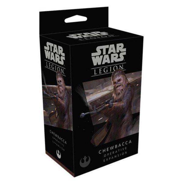 Chewbacca Star Wars Legion Operative Expansion