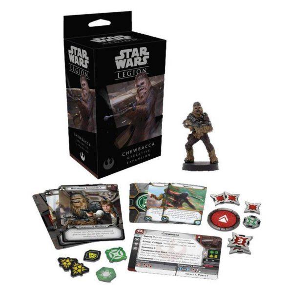 Star Wars Legion Chewbacca