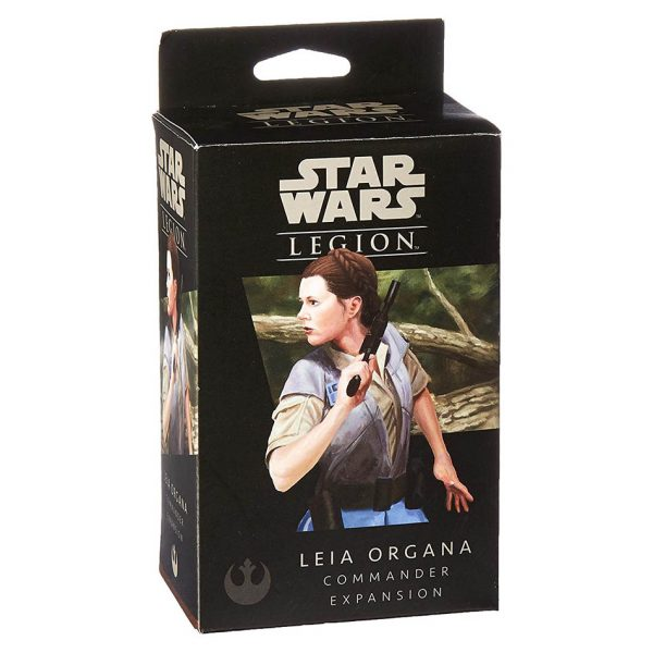 Leia Organa commander expansion star wars legion