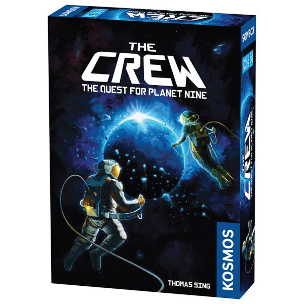 The Crew Quest For Planet Nine Card Game UK