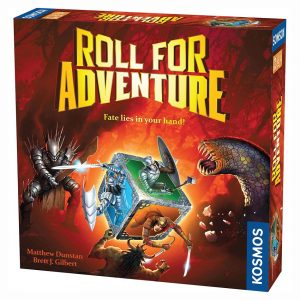 roll for adventure dice board game