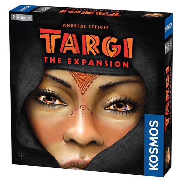 Targi Board Game The Expansion