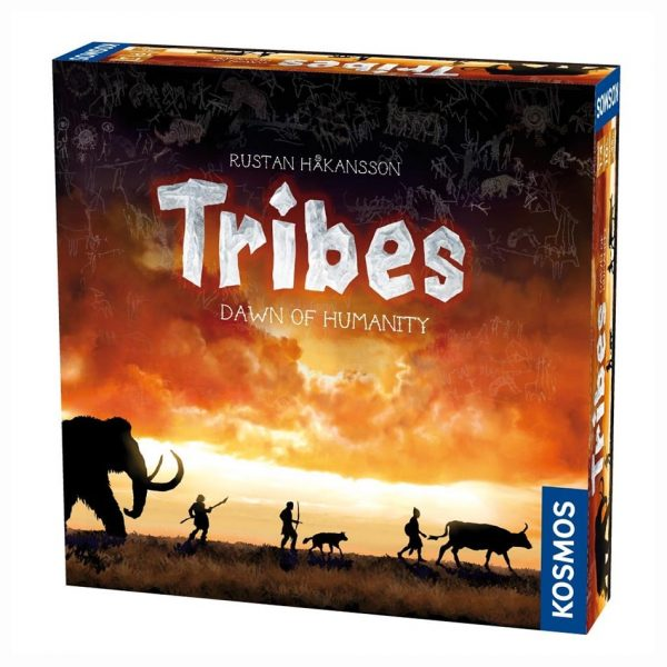 Tribes Dawn of Humanity Board Game