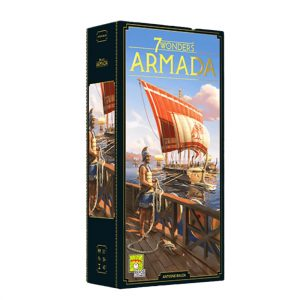 7 Wonders Armada Expansion
