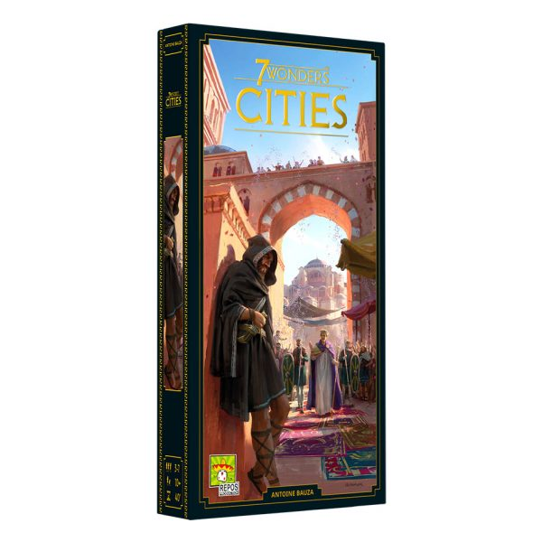 7 Wonders Second Edition Cities Expansion