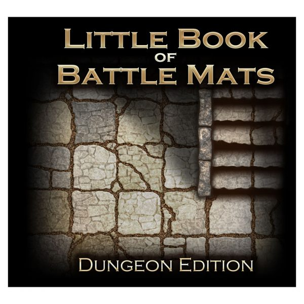 Little Book of Battle Mats Dungeon Edition