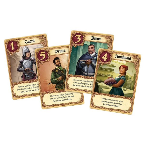 love letter card game  available at eh gaming york