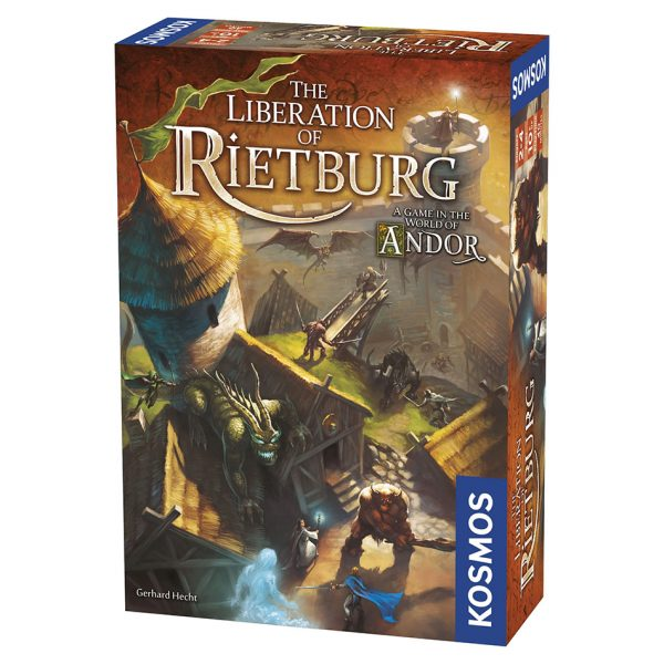 Andor The Liberation of Rietburg game
