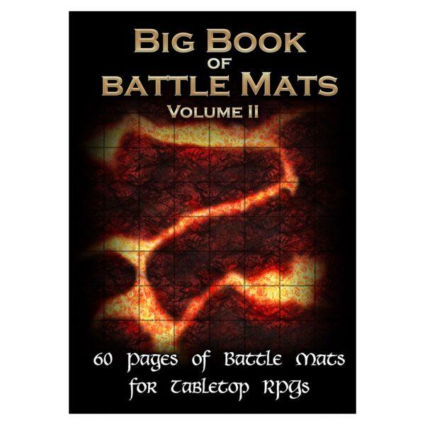 big book of battle mats volume 2