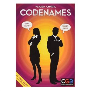 Codenames party board game uk