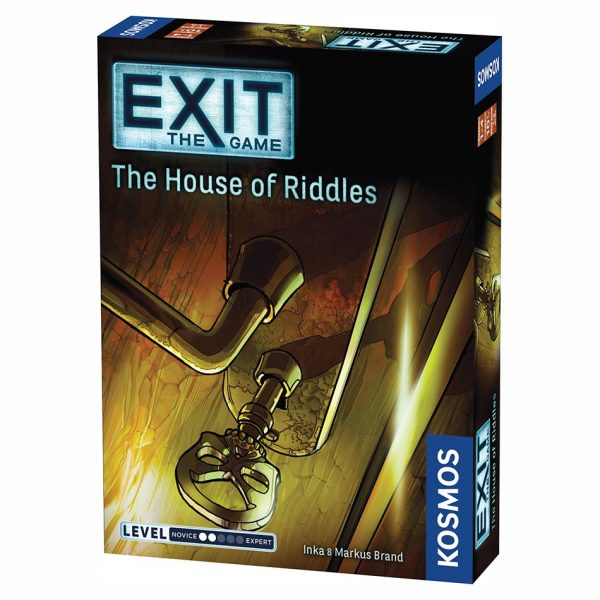 EXIT: The House of Riddles game