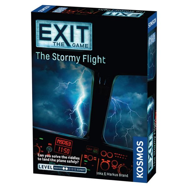 The Stormy Flight