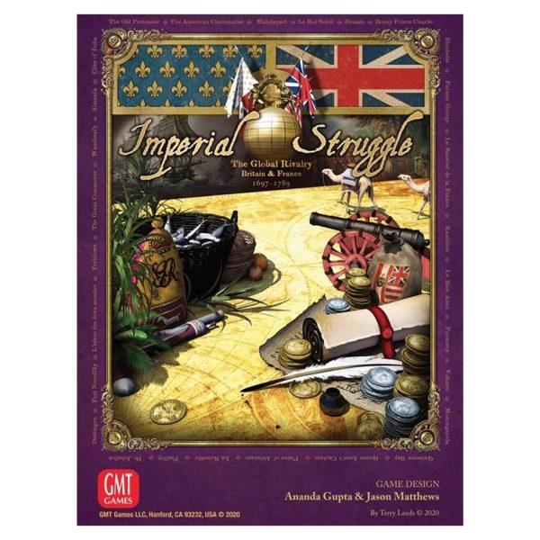 Imperial Struggle board game