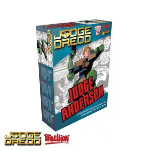 Judge Anderson Expansion Pack