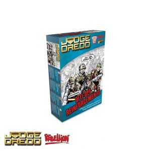 Citi-Def Reinforcements for Judge Dredd Miniatures Game
