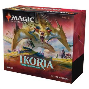 Magic The Gathering Ikoria Lair of Behemonths Bundle UK