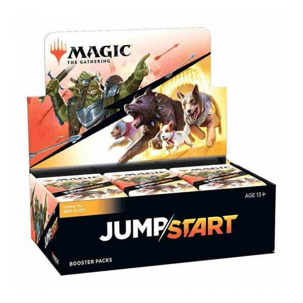 magic the gathering jumpstart booster box
