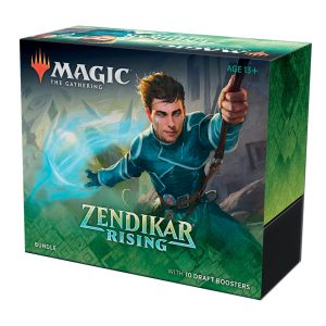 magic the gathering Zendikar Rising Bundle