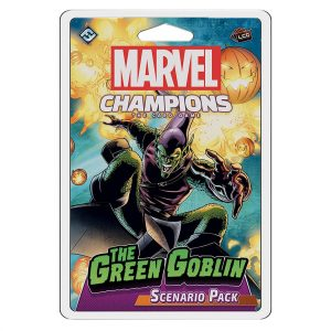 Marvel Champions The Green Goblin Scenario Pack