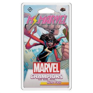 Marvel Champions Ms. Marvel Hero Pack