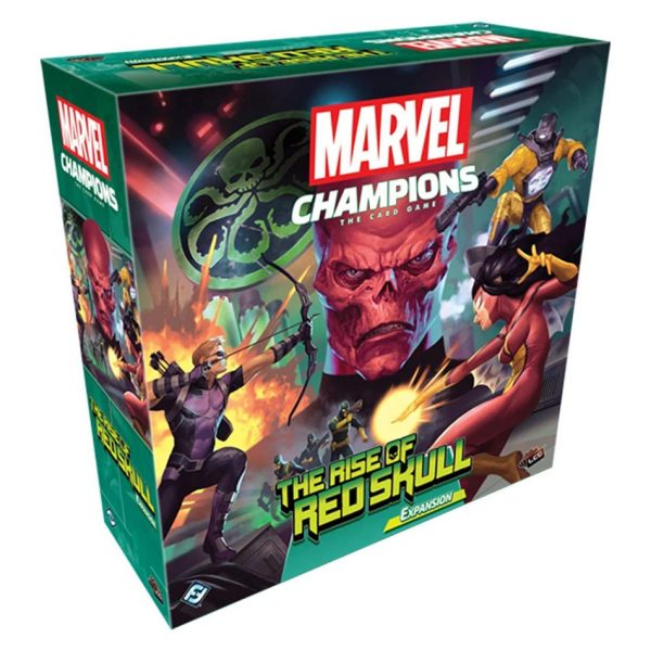 Marvel Champions The Rise of Red Skull Campaign Expansion