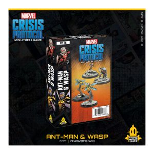 Ant-Man & Wasp Character Pack - Marvel Crisis Protocol