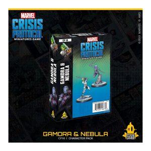 Gamora & Nebula Character Pack