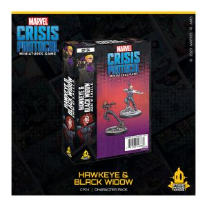 Hawkeye & Black Widow Character Pack
