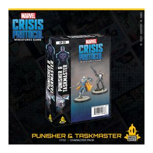 Punisher & Taskmaster Character Pack - Marvel Crisis Protocol
