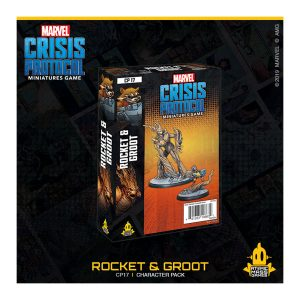 Rocket & Groot Character Pack